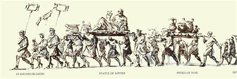 libro el triunfo romano el triunfo en la roma antigua el recorrido de los generales victoriosos