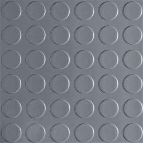 G Floor 10 ft. x 24 ft. Coin Commercial Grade Slate Grey