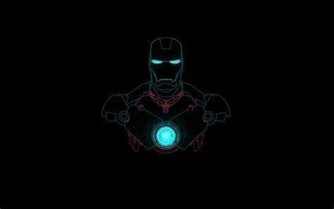 iron man hd arc reactor walldevil