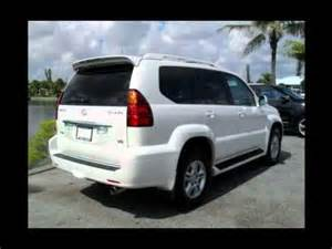 Lexus Gx 470 Height Not Working Clean 2005 Lexus Gx470 Pearl White Suv For Sale