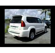 CLEAN 2005 Lexus GX470  Pearl White SUV For Sale YouTube