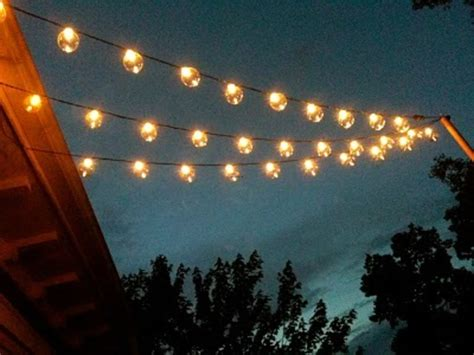 Backyard String Lighting Ideas Patio Lights Target Design Decor 310668 Decorating Ideas Design Bookmark 17661