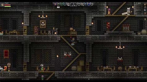 starbound bed starbound alpha sector planet dungeon castle get rainbow bed blueprint gameplay hd