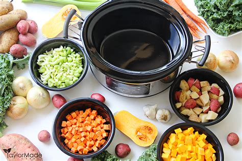 Fall Detox Soup by Fall Harvest Detox Soup And Hamilton Cooker