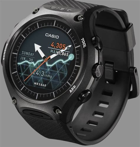 did casio get their new wsd f10 smartwatch right ablogtowatch