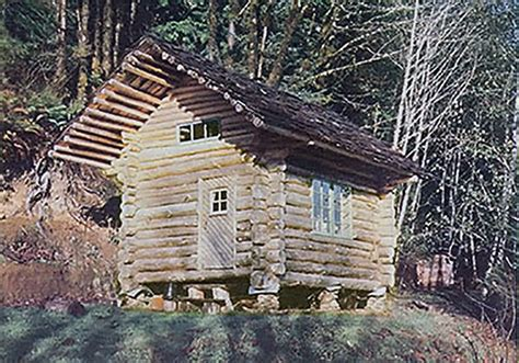 building a log cabin home oregon couple builds norwegian style stabbur log cabin