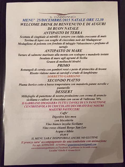 ristorante il gabbiano airuno il gabbiano la locanda events home airuno 249