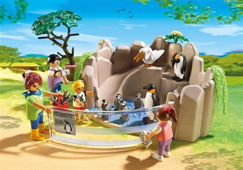 Playmobil Large Zoo playmobil large city zoo kids zoo set galaxy