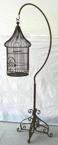 gabbia uccelli antica antica soffitta