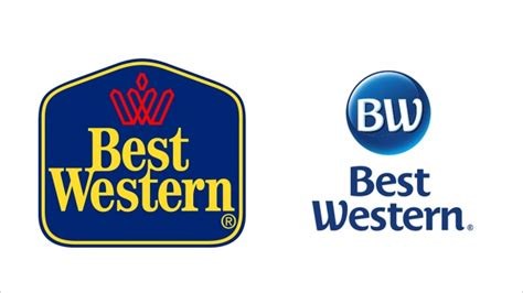 best wester best western is the brand with a new visual idenity