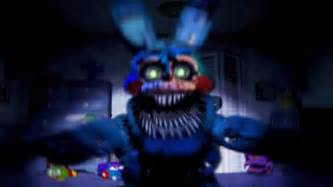 Nightmare toy bonnie jumpscare youtube