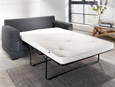 sofa bed with pocket sprung mattress jaybe modern pocket sprung sofa bed buy online at
