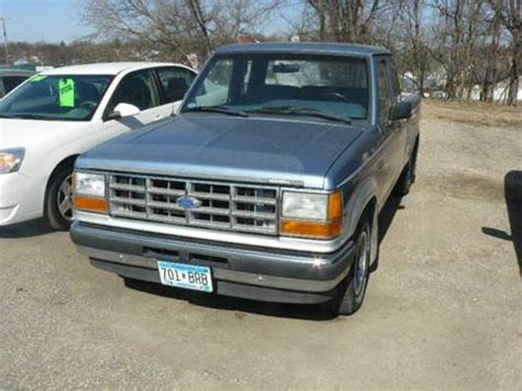 car owners manuals for sale 1989 ford ranger electronic valve timing 1989 ford ranger for sale carsforsale com