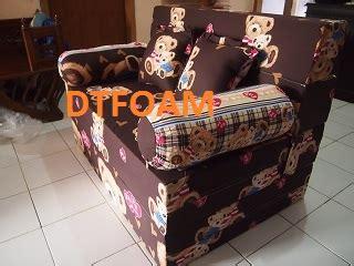 Kasur Busa Panda sofa bed panda dtfoam