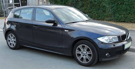 d d file bmw 118d e87 front 20100706 jpg wikimedia commons