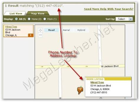 Free Phone And Address Lookup Free Services To Lookup Phone Number And Get Geographic Location Megaleecher Net