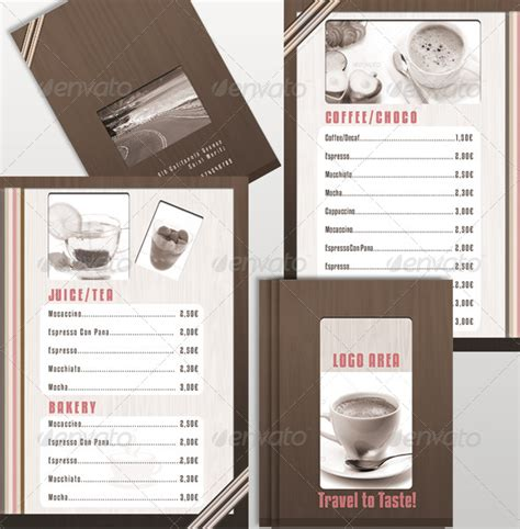 free coffee menu print template 187 tinkytyler org stock