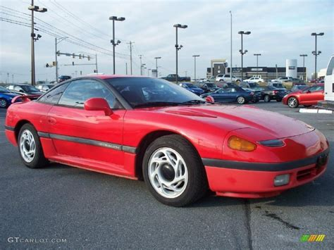 dodge stealth red 1992 scarlet red dodge stealth es 42327113 gtcarlot com