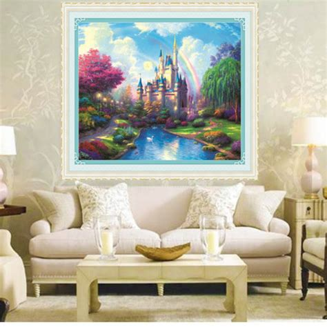 diamond home decor 5d diy magic cube round diamond full embroidery painting