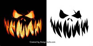10 free printable scary pumpkin carving patterns stencils 10 free scary pumpkin carving patterns stencils