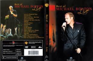michael bolton the best of best of michael bolton live 171 visitem www coversblog br