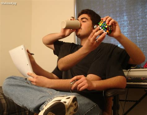 multitasking leads   productivity
