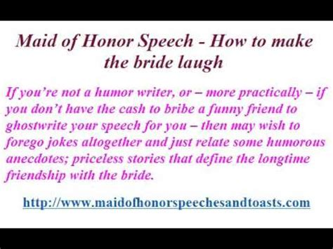 of honor speech templates verelkmffz of honor toast exle