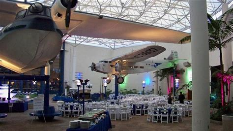 San Diego Air & Space Museum Displays Famous Aviation
