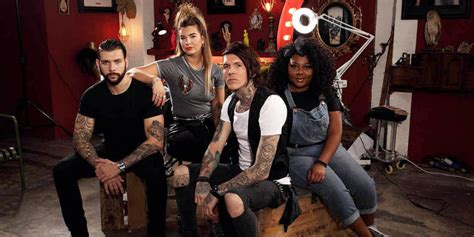 tattoo fixers alice boyfriend tattoo fixers is back and viewers are disturbed by a guy