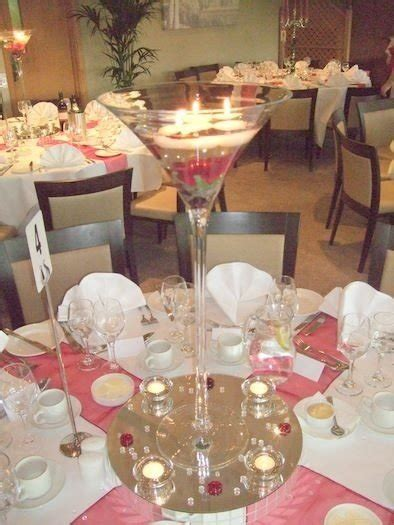 martini glass centerpieces for sale martini vase centerpieces other event services service available in rialto dublin