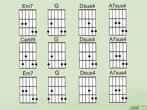 Wonderwall by oasis guitar chords