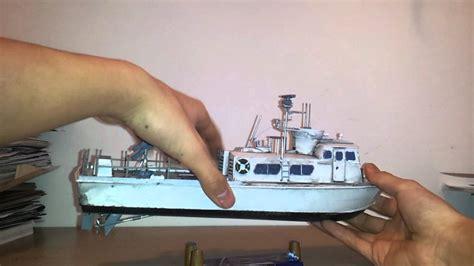 swift lake boat r us swidt patrol boat model 1 48 scale youtube