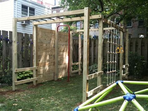 jungle gym backyard 25 best ideas about backyard gym on pinterest outdoor