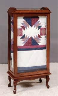 amish large quilt rack display