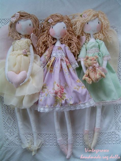Handmade Rag Dolls - de 25 bedste id 233 er inden for handmade rag dolls p 229