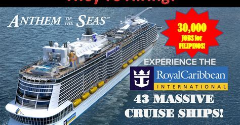 Royal Caribbean Cruise Line Employment Wallpapers