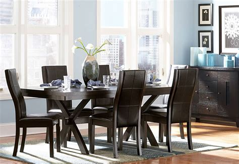 dining room rustic modern dining set laurieflower 013
