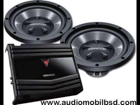 Jual Audio Mobil Kenwood by Jual Audio Mobil Kenwood Sound Sistem