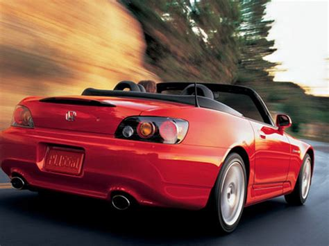 honda cars 2000 car throttle parting shot the honda s 2000