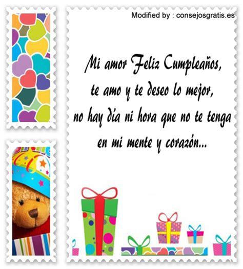 felicitacin de cumpleaos para mi novio tarjetas de felicitacin mensajes y tarjetas bonitas de cumplea 241 os para mi novio