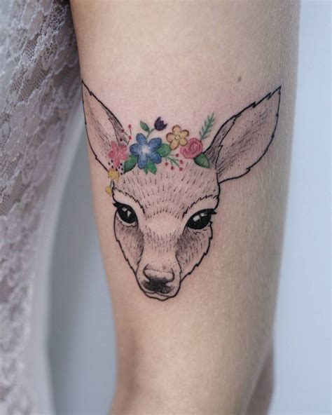 fawn tattoo 248 best tattoos by irene bogachuk images on