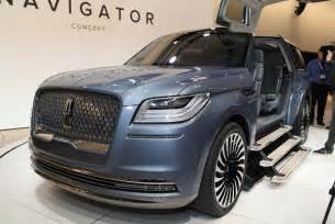 new car trader 2016 lincoln navigator new car review autotrader