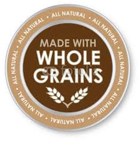 made with whole grains claim what do food labels the organic dietitian