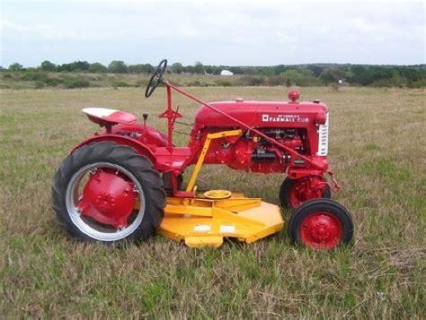 farmall cub tractor http www farmallcubforever