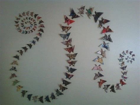 Origami Butterfly Wall - 53 best images about butterfly on resin crafts