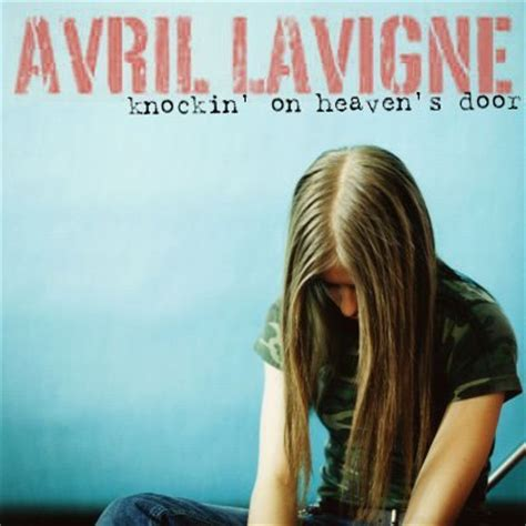 cover knock knocking on heavens door avriel lavigne music on 1 musica gratis out of the quot try to shut me up tour quot setlist what s your