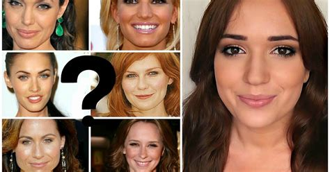 angular chin best hairstyles themakeupchair find your face shape quiz