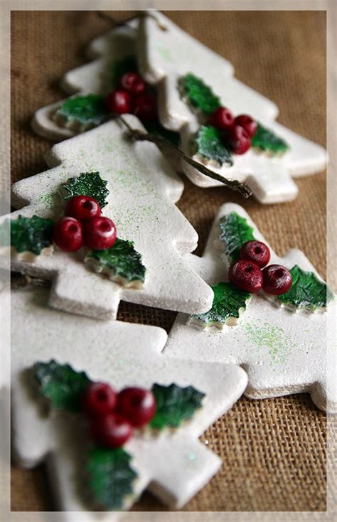 17 best ideas about salt dough christmas decorations on