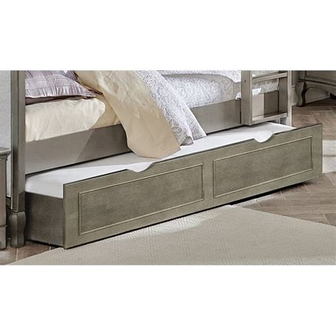 upholstered trundle bed ne kids kensington katherine full upholstered bed with