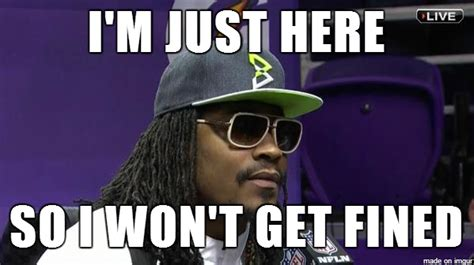 Marshawn Lynch Memes - what marshawn lynch and richard sherman teach us about